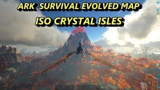 Crystal Isles Ark Resource Map - Maps Catalog Online