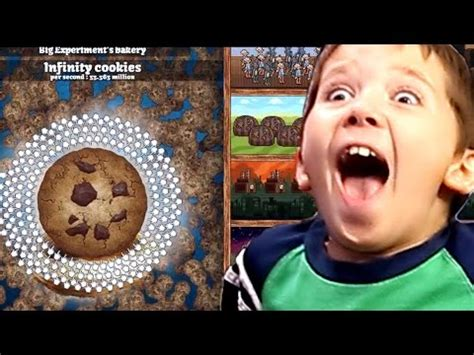 Cookie Clicker with Jacob - HOW TO GET INFINITY COOKIES
