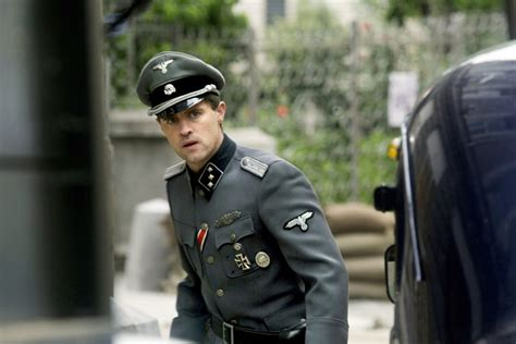 A Jew Poses as a Nazi in 'Walking With the Enemy' - The