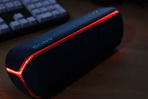 Sony SRS-XB32 Review: Rugged Party Speaker That Packs A