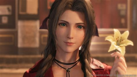 Final Fantasy VII Remake's Aerith Is Kind and Even More