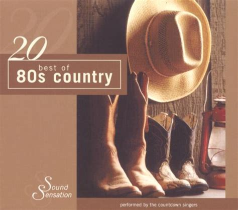 20 Best of 80s Country - The Countdown Singers   Songs