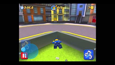 Gameplay ★ LEGO City My City #003 ★ (Phone/Tablet Game