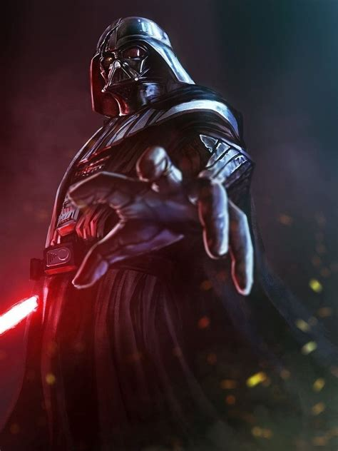 Who would win in a fight, Darth Vader and the Grand