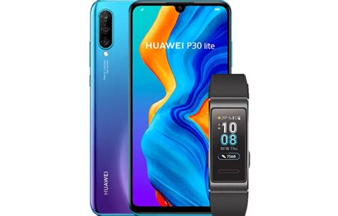 Huawei P30 Lite now available from Vodafone - Geeky Gadgets