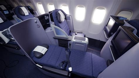 A Fantastic Business Class Non-Stop From The New York Area
