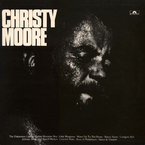 Christy Moore - Discography (Solo Albums and Video)