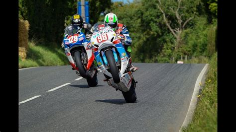 Such Commitment at Such Speed Ulster Grand Prix - Belfast