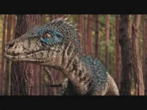 Primeval Pictures: Raptor (Series 3) - YouTube