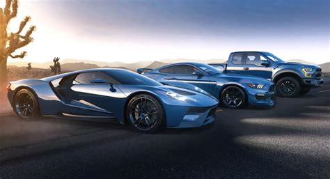 Ford Performance Onslaught At 2015 Detroit Auto Show: Video