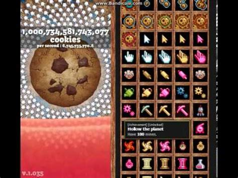 Cookie Clicker All Achievements - YouTube