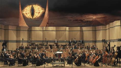 The Lord Of The Rings Orchestral Medley, 魔戒 Der Herr der