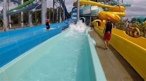 H2OBX Waterpark - Outer Banks, NC (2017) - YouTube
