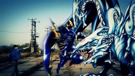 Yugioh Real Life Duel YGopro Extra 05: Dragon Master