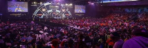 Ally Pally Packages For Dutch/Belgian Fans | PDC