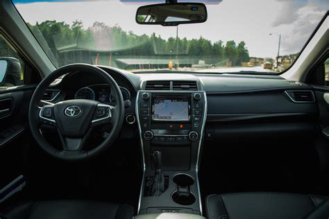 Review: 2015 Toyota Camry XLE | Canadian Auto Review