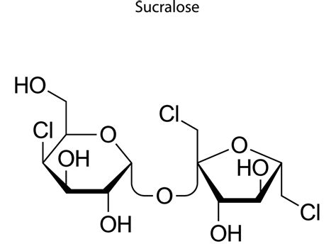 Sucralose - artificial sweetener and its impact on health