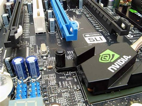 Nvidia's nForce 680i SLI chipset - The Tech Report - Page 1