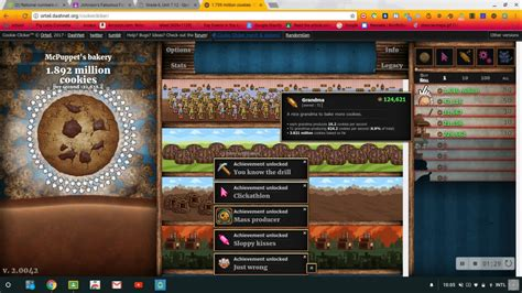 Cookie clicker hack with name of hack - YouTube