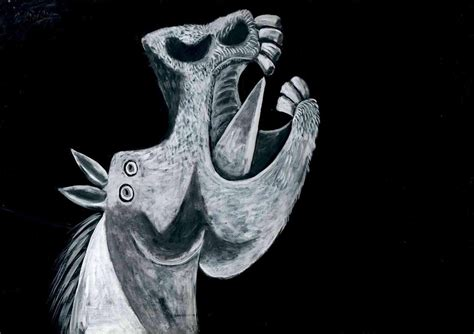 'Picasso Black and White' at the Guggenheim Museum - The