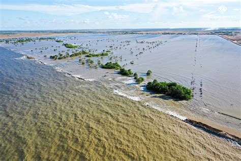 Spring tide hits Mahaicony again; works still ongoing