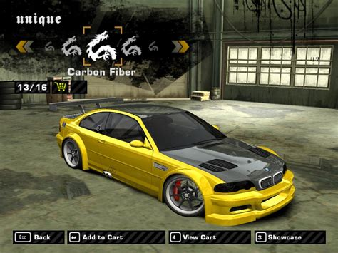 Need For Speed Most Wanted 2005 Bmw M3 Gtr Cheats