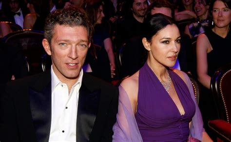 Monica Bellucci Splits from Vincent Cassel After 14 Years