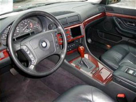 2000 BMW 740I Photos, Gasoline, FR or RR, Automatic For Sale
