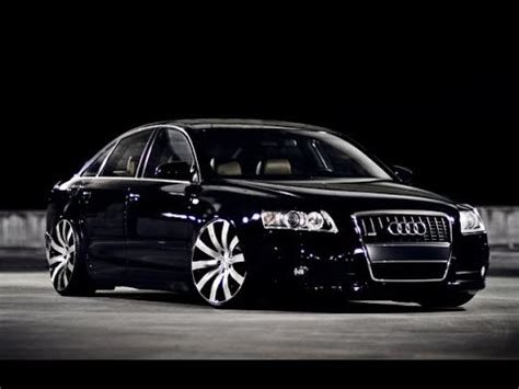Audi A6 Tuning - S-line - YouTube