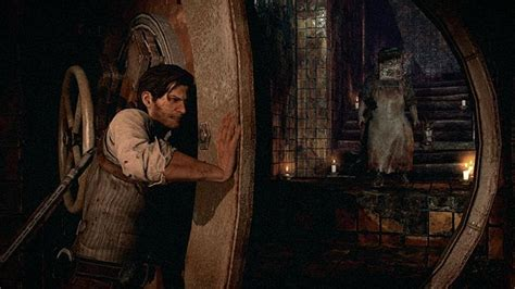 The Evil Within, Outlast e P